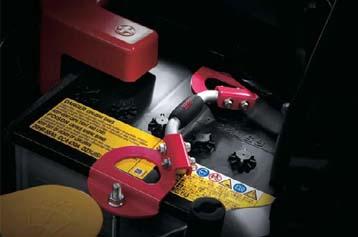 Battery Clamp/Holder