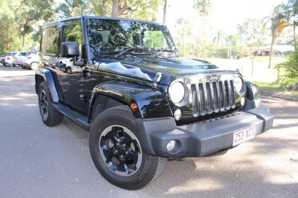 2015 Jeep Wrangler JK  Overland Suv