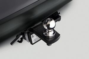 50mm Chrome Towball