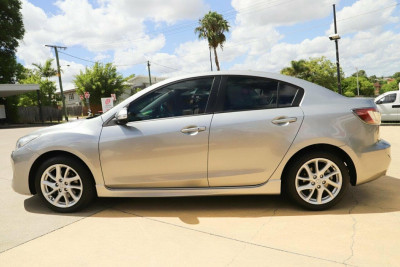 2012 Mazda 3 BL Series 2 SP25 Sedan Image 3