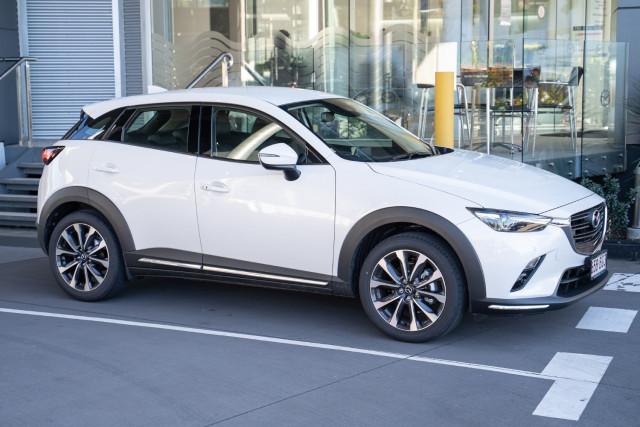 2021 MY0  Mazda CX-3 DK sTouring Suv Mobile Image 3