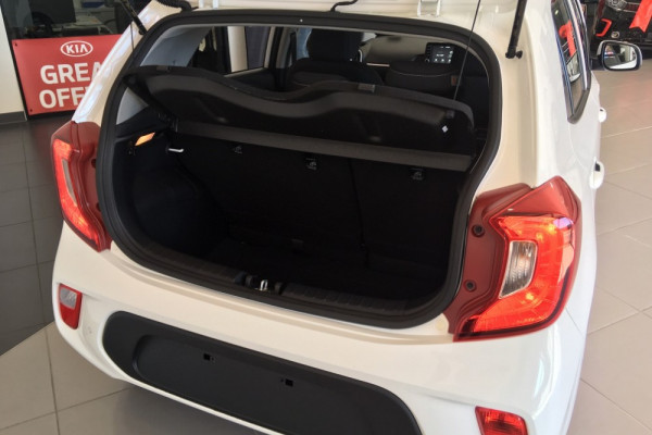 2019 Kia Picanto JA S Hatch Image 4