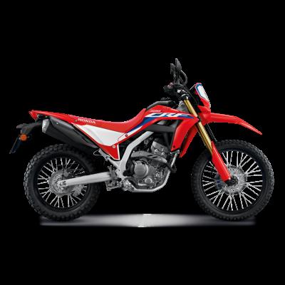 New Honda CRF300L