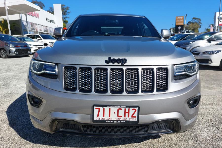 2014 Jeep Grand Cherokee Blackhawk Image 2