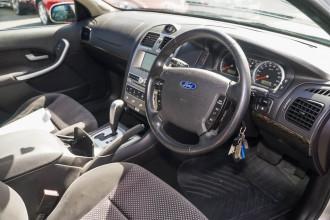 2008 Ford Fairmont BF Mk II Sedan Image 5