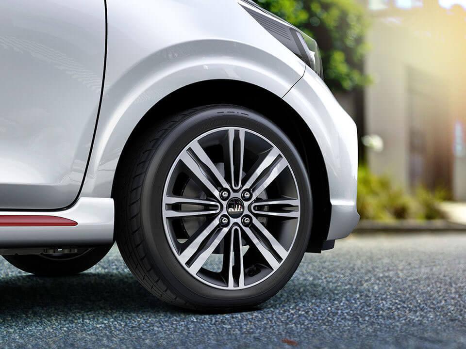 Picanto Alloy Wheels
