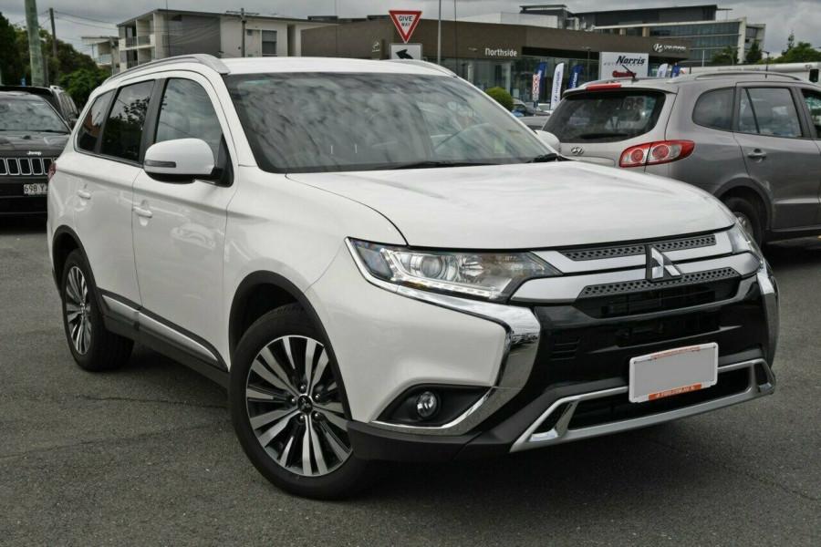 2019 MY20 Mitsubishi Outlander ZL MY20 LS 2WD Suv