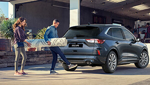 All-New Escape Hands-Free Tailgate