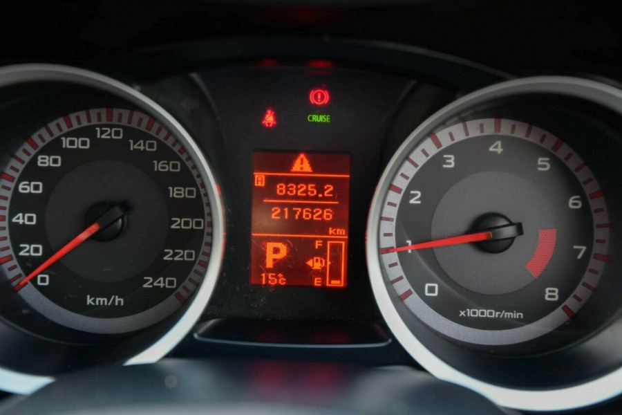 2008 Mitsubishi Lancer CJ MY08 ES Sedan Image 14