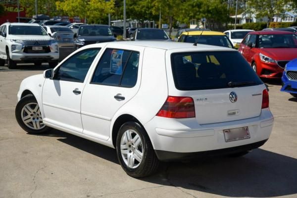2003 Volkswagen Golf 4th Gen MY03 Generation Hatchback Image 2