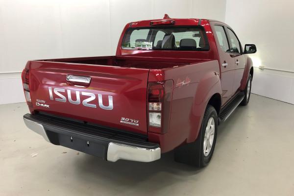 2020 MY19 Isuzu UTE D-MAX LS-U Crew Cab Ute 4x4 Utility Image 4