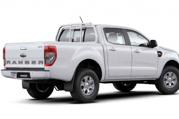 2019 MY19.75 Ford Ranger PX MkIII 4x4 XLS Double Cab Pick-up Utility Image 3