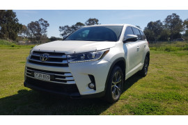 2017 Toyota Kluger 9T871001A-001 9T871001A Suv Image 3