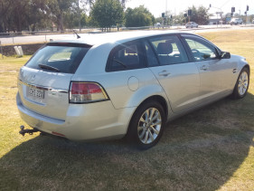 2012 Holden Berlina VE II MY12 Wagon