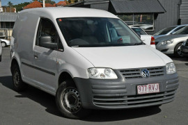 Volkswagen Caddy SWB 2KN