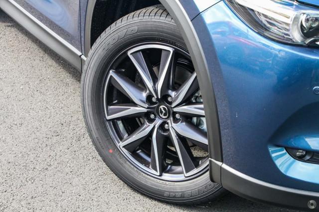 2018 MY19 Mazda CX-5 KF GT Suv