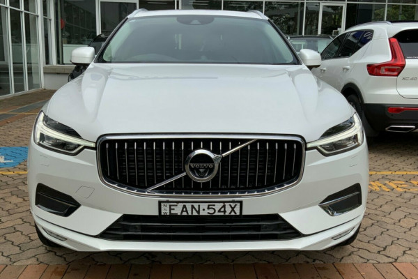 2018 MY19 Volvo XC60 246 MY19 D4 Inscription (AWD) Suv Image 2