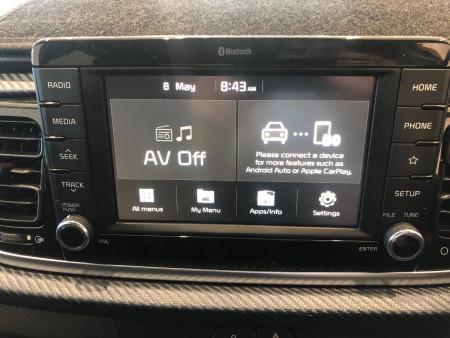 2019 Kia Rio YB GT-Line Hatchback
