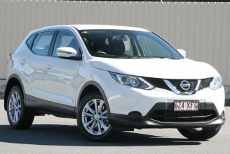 Nissan Qashqai ST J11