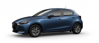 2021 MY20 Mazda 2 DJ Series G15 Pure Hatchback image 23