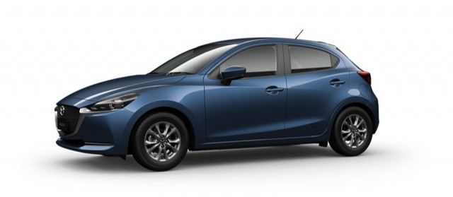 2021 MY20 Mazda 2 DJ Series G15 Pure Hatchback Mobile Image 23