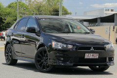 Mitsubishi Lancer VR-X Sportback CJ MY10