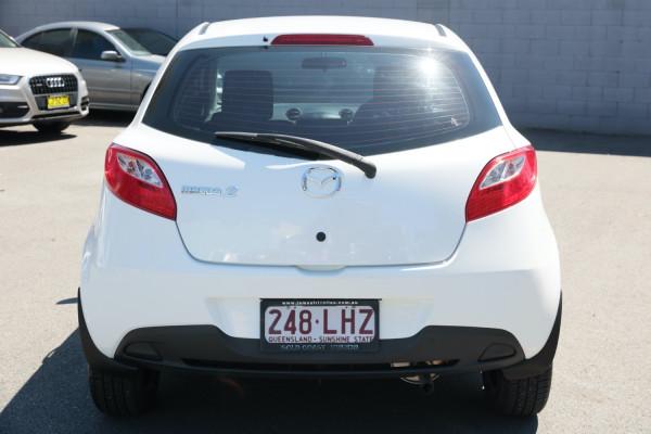 2008 Mazda 2 DE10Y1 Neo Hatch Image 4