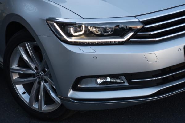 2015 MY16 Volkswagen Passat 3C (B8) MY16 140TDI Sedan Image 2