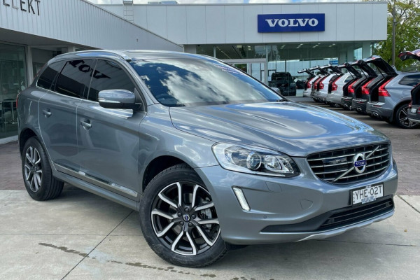 2016 MY17 Volvo XC60 DZ MY17 D4 Luxury Suv