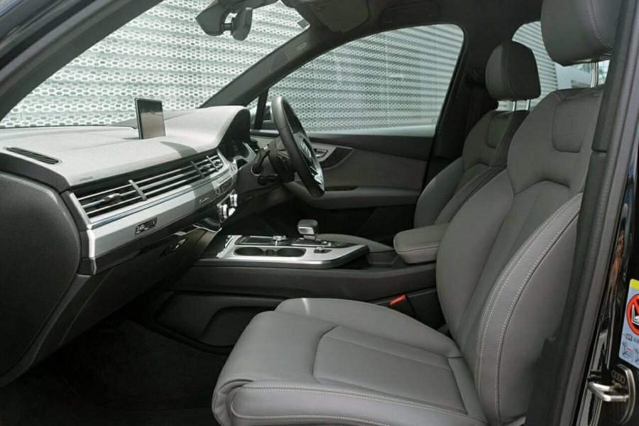 2016 MY17 Audi Sq7 4M MY17 TDI Suv Mobile Image 9