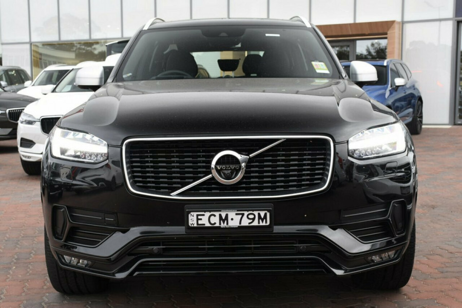 2018 MY19 Volvo XC90 L Series D5 R-Design Suv Mobile Image 14