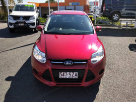 2012 Ford Focus LW Ambiente Sedan