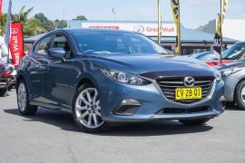 Mazda 3 Neo BM Series
