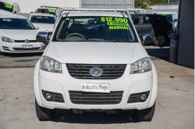2013 Great Wall V240 K2 MY13 Utility Image 3