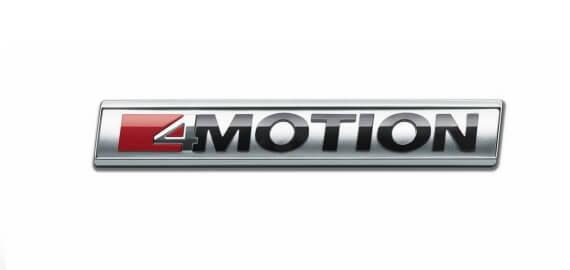 Multivan 4MOTION all-wheel drive