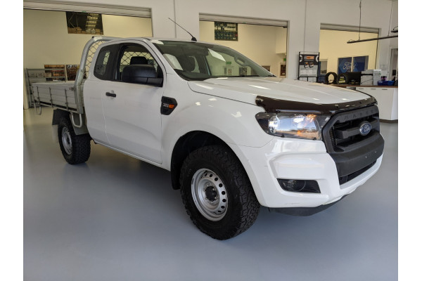 2017 Ford Ranger PX MKII XL Cab chassis Image 4
