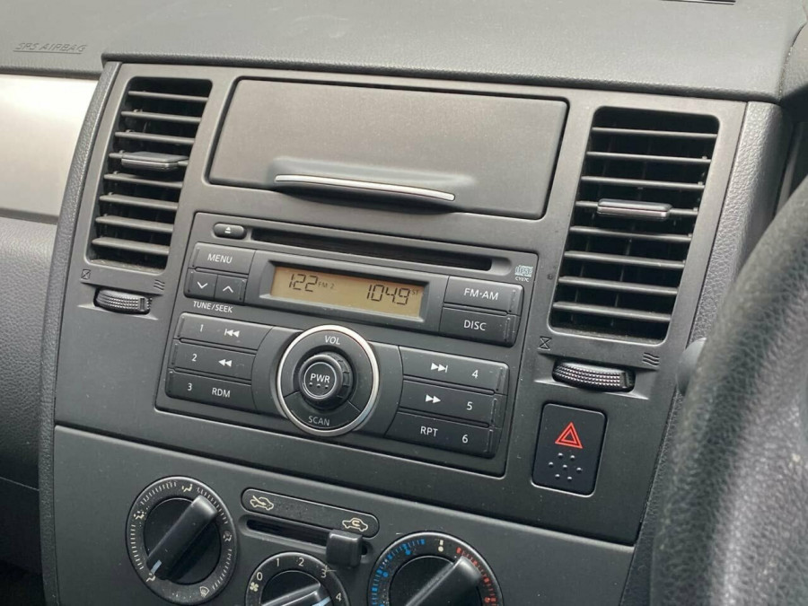 2008 MY07 Nissan Tiida C11 MY07 ST-L Hatchback Image 17