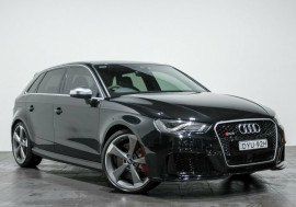 Audi RS 3 Sportback S tronic quattro 8V MY16