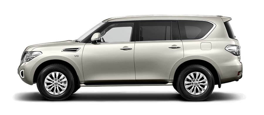 2018 Nissan Patrol Y62 Series 4 Ti Other