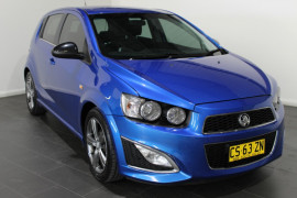 Holden Barina RS TM Turbo