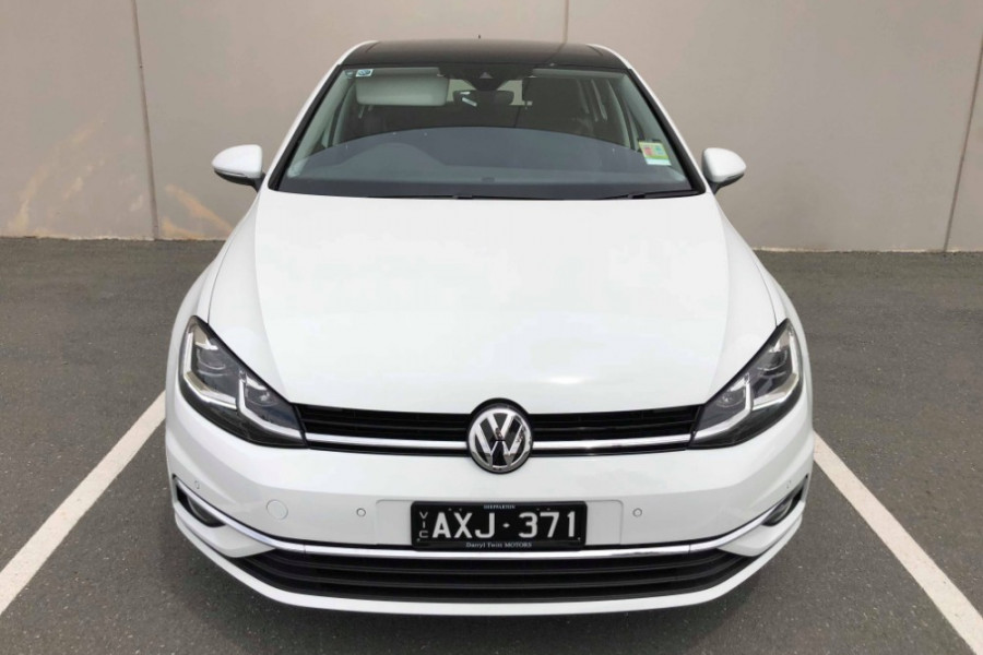 2018 Volkswagen Golf 7.5 110TDI Highline Hatchback