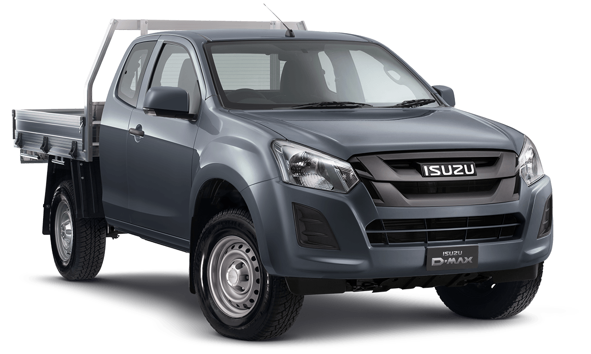 D-MAX 4X4 SX SPACE CAB CHASSIS MANUAL