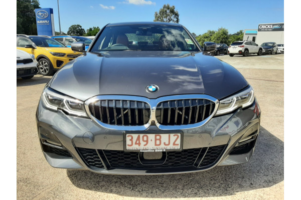 2021 BMW 3 Series G20 330i M Sport Sedan Image 2