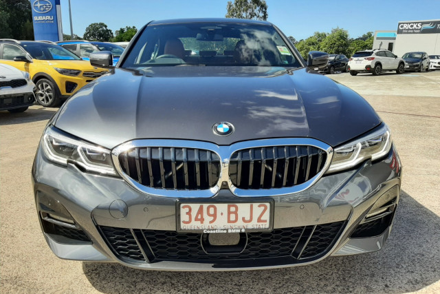 2021 BMW 3 Series G20 330i M Sport Sedan Image 2