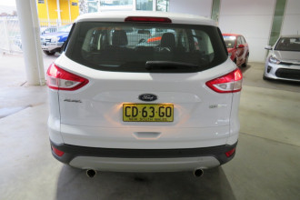 2015 MY16 Ford Kuga TF MKII Ambiente FWD Wagon