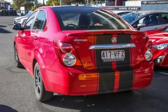 2014 Holden Barina TM MY15 CD Sedan Image 4
