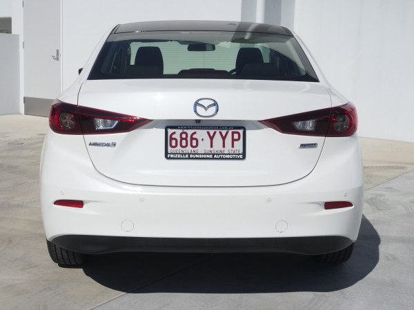 2016 Mazda 3 BM5276 Maxx Sedan