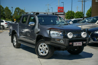 Holden Colorado Storm Crew Cab RG MY15