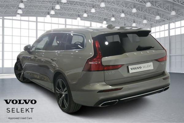 2019 Volvo V60 (No Series) MY20 T5 Inscription Wagon Image 4