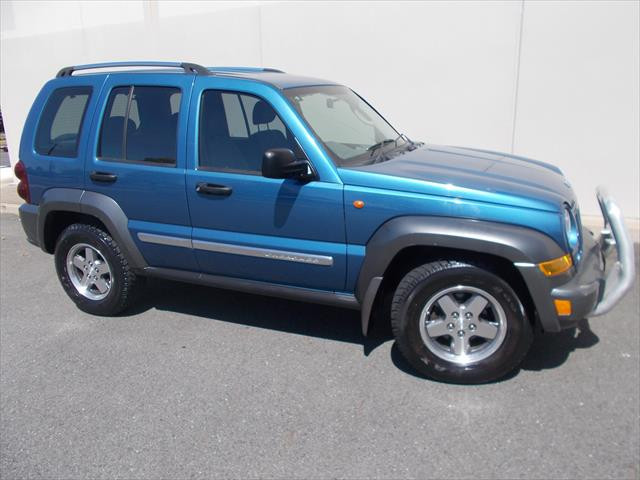 Jeep Cherokee Limited KJ